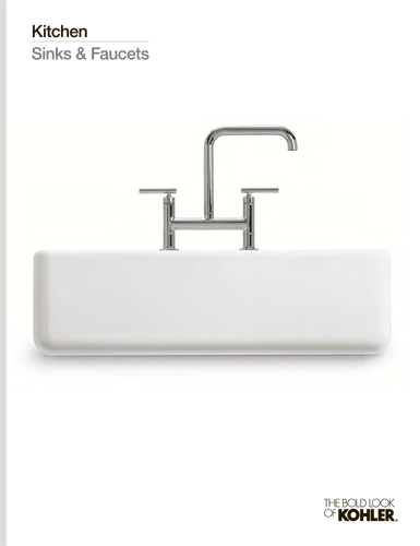 [Kitchen Sinks & Faucets Line Book]