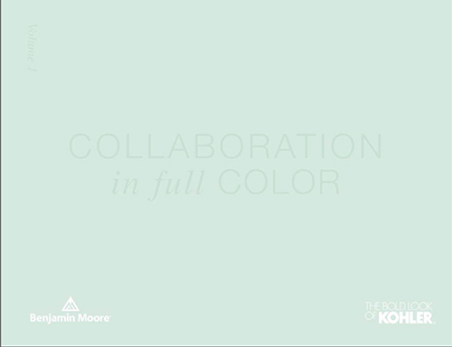 [A COLLABORATION IN FULL COLOR VOL 1]