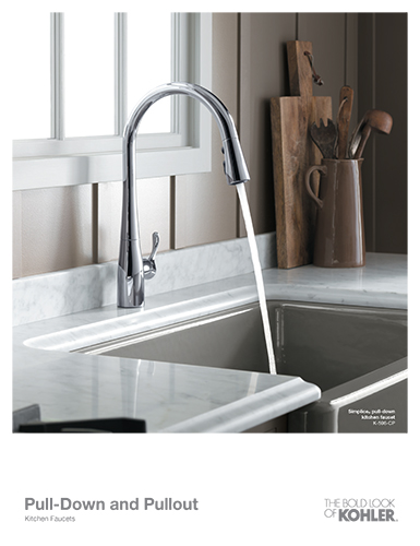 [Kitchen Faucet Brochure (Pulldown/Pullout)]