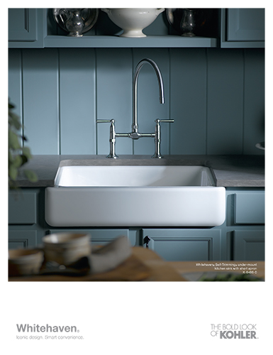 [Whitehaven® Kitchen Sinks Sell Sheet]