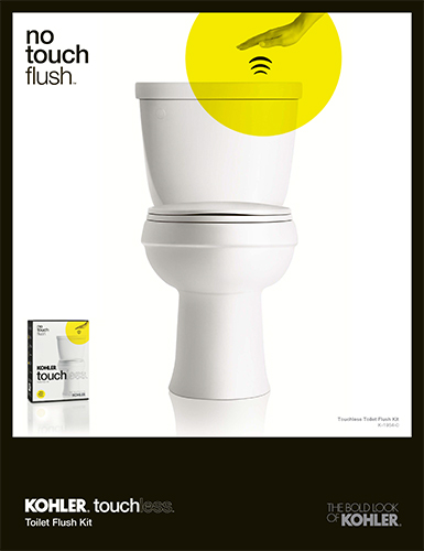 [TOUCHLESS  TOILET KIT SELL SHEET]