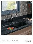 [CAIRN NEOROC KITCHEN SINKS SELL SHEET (PDF ONLY)]