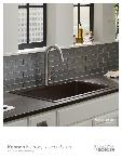 [KENNON NEOROC KITCHEN SINKS SELL SHEET (PDF ONLY)]